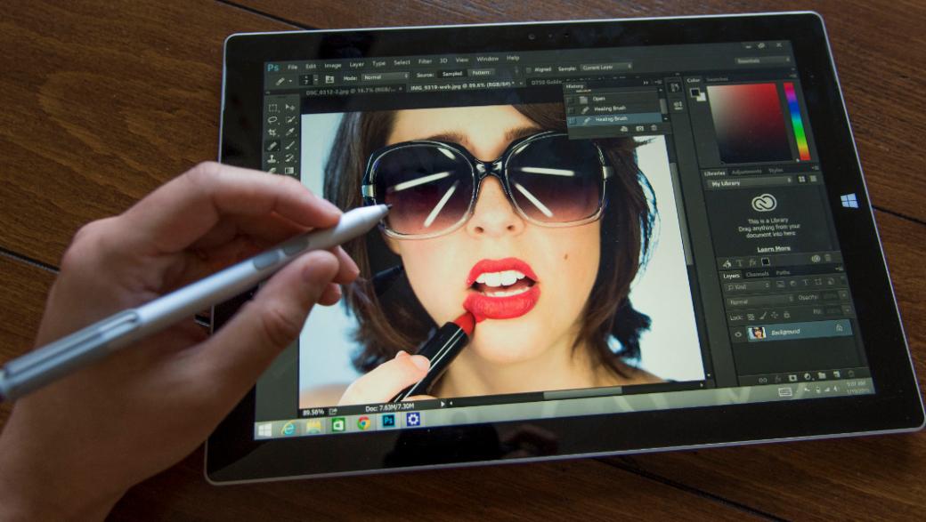 выразила можно ли обрабатывать фото на ноутбуке имеет привлекательный