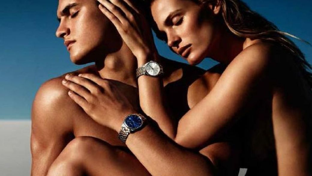 Calvin Klein watches+jewels SS2014 campaign