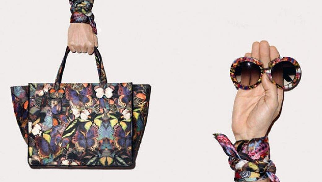 Valentino Accessories Pre-Fall 2014 Campaign