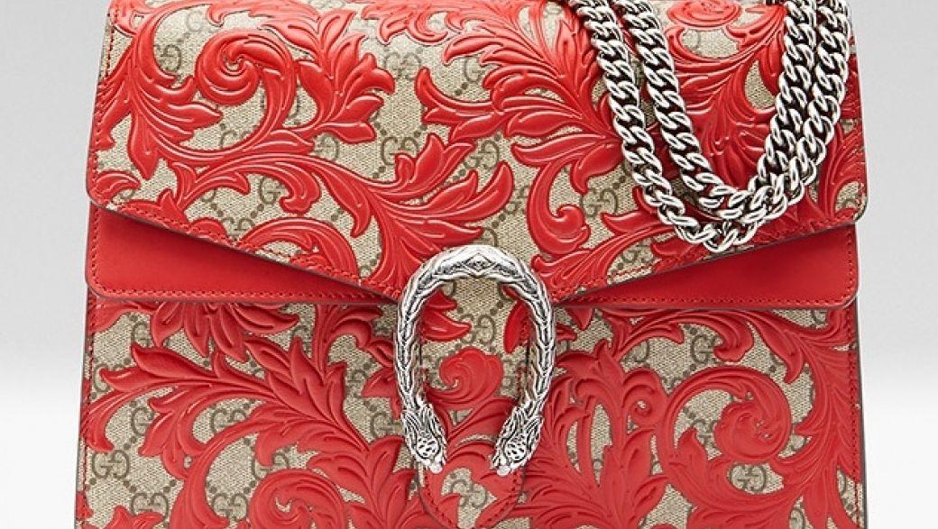 991744359d88 Gucci Dionysus - новая классика от Алессандро Миккеле