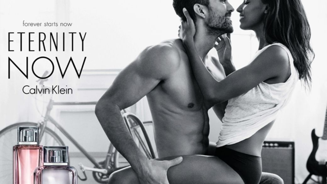 ETERNITY NOW Calvin Klein для НЕЕ и для НЕГО