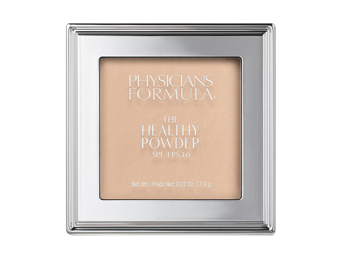 PHYSICIANS FORMULA THE HEALTHY POWDER SPF 15 ПУДРА С ЗАЩИТОЙ