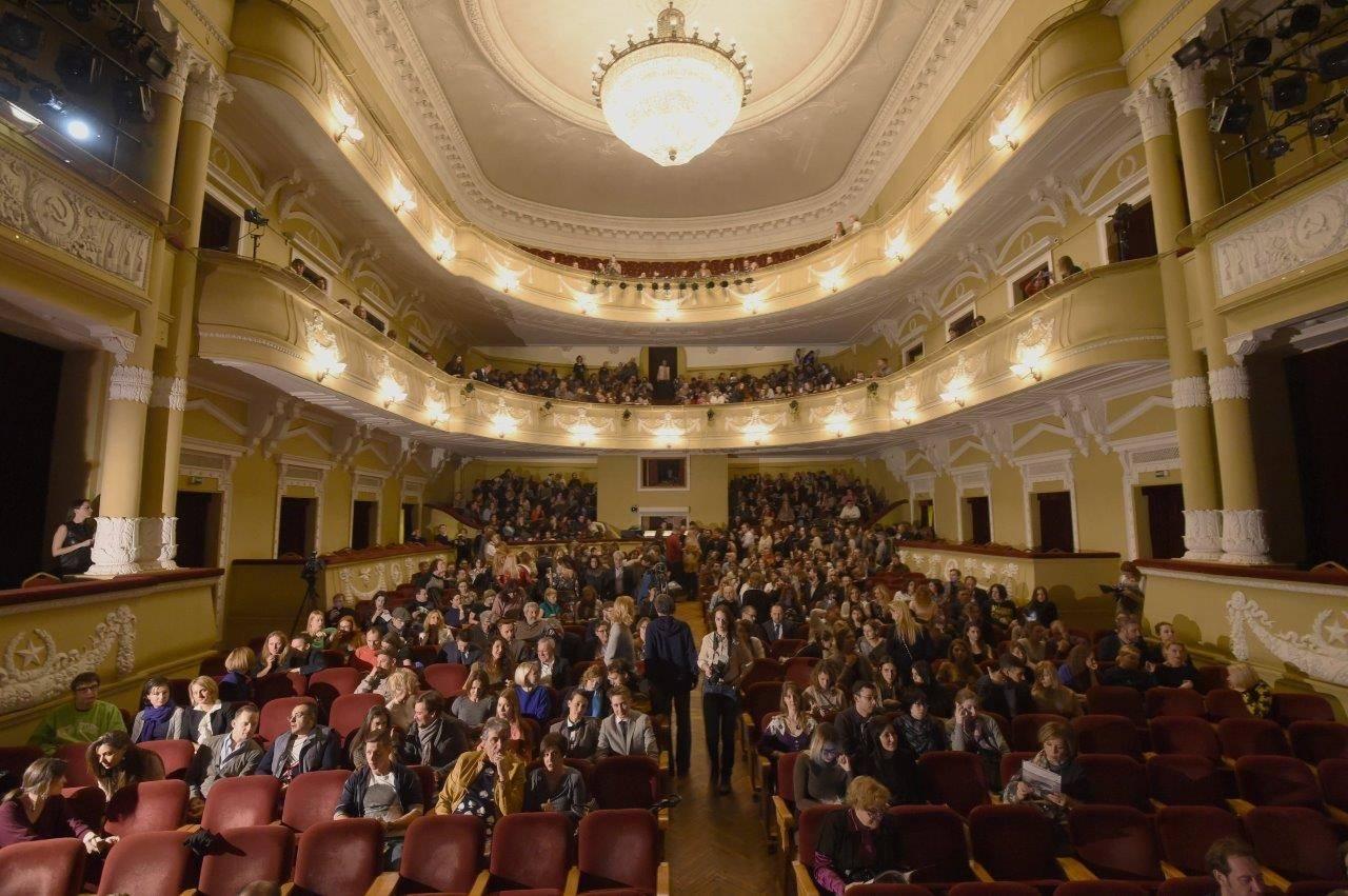 театр современник фото зала пушистых мурлык