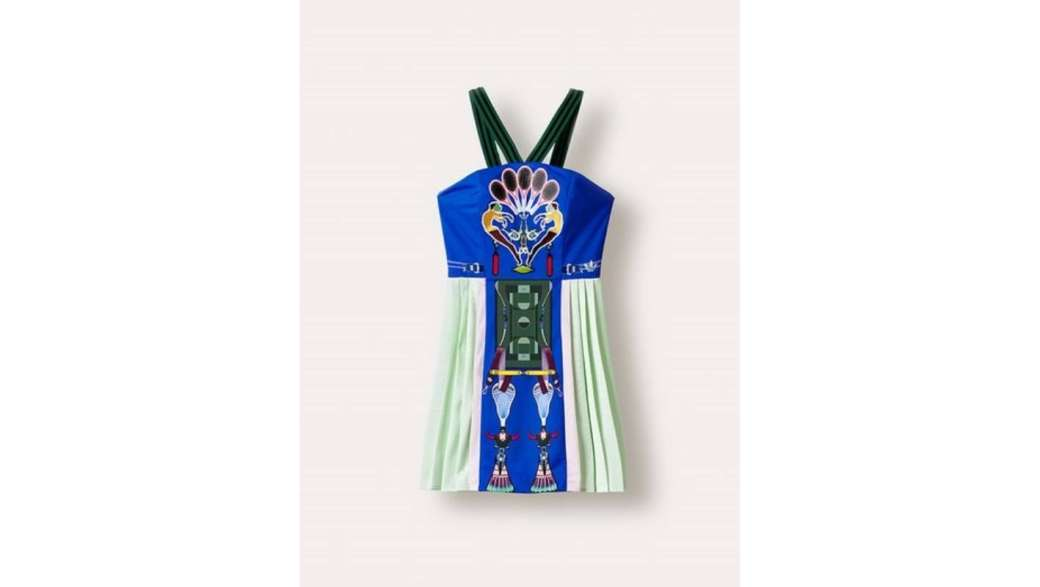 Коллекция Adidas Originals by Mary Katrantzou