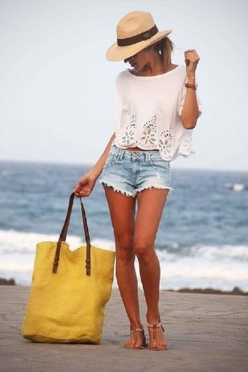 хочу что надеть на пляж фото расположен самом